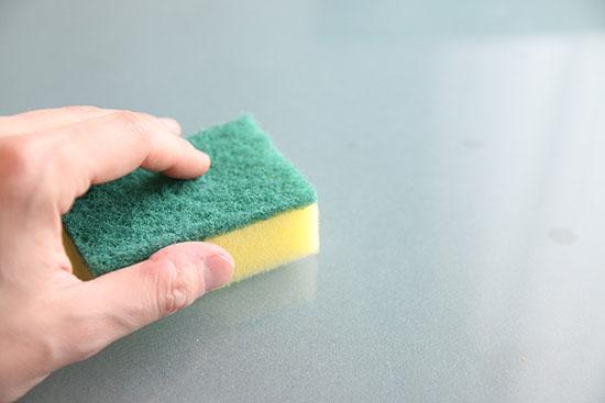 чистка поверхности от пыли