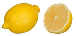 лимон для удаления запахов