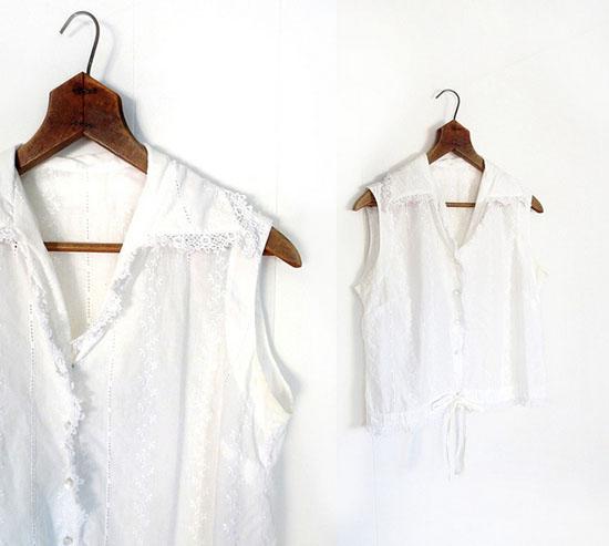 выведенные пятна пота на блузке