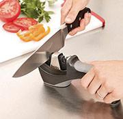 Как правильно наточить нож