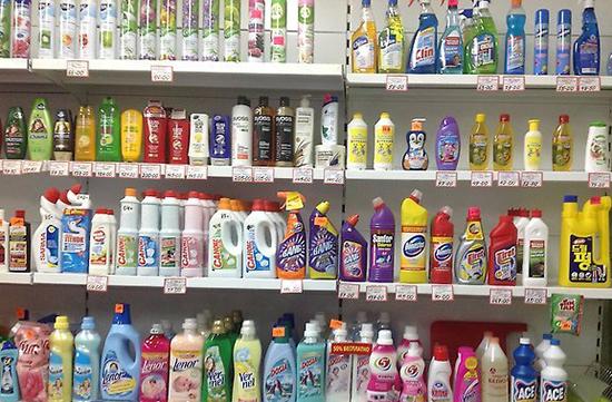 хлоросодержащие вещества