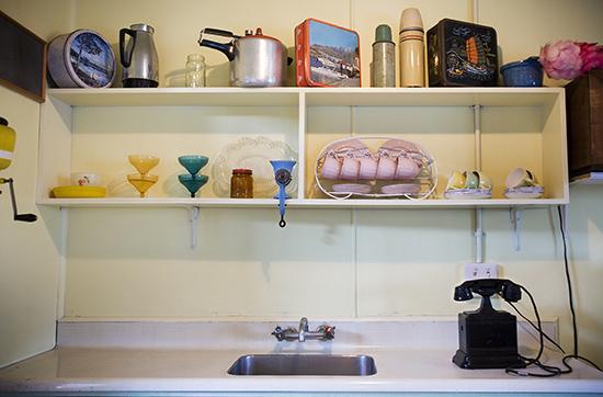 открытый кухонный гарнитур