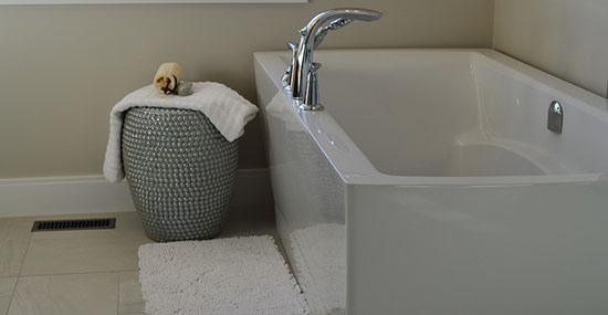 Чистка ванны народными средствами