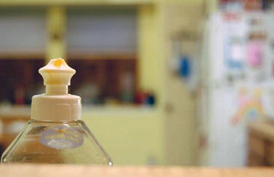 средство для мытья холодильника