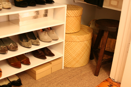 хранение обуви в прихожей