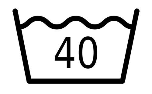 40 градусов - температура для стирки постельного белья