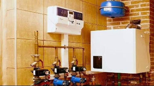 газовая колонка