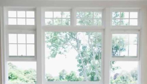 Уход за окном пвх