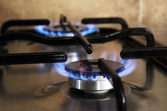 плита с газовой решеткой
