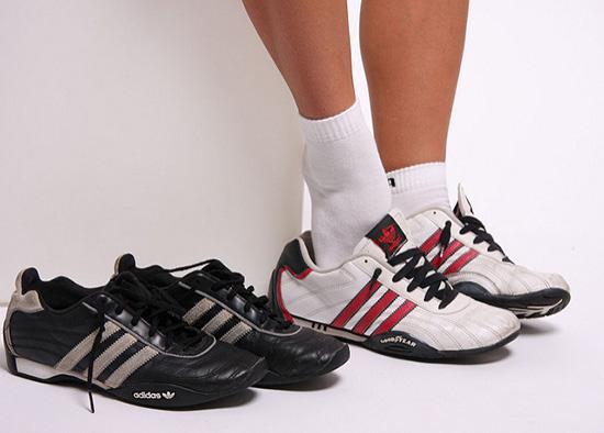 воняют ноги и обувь