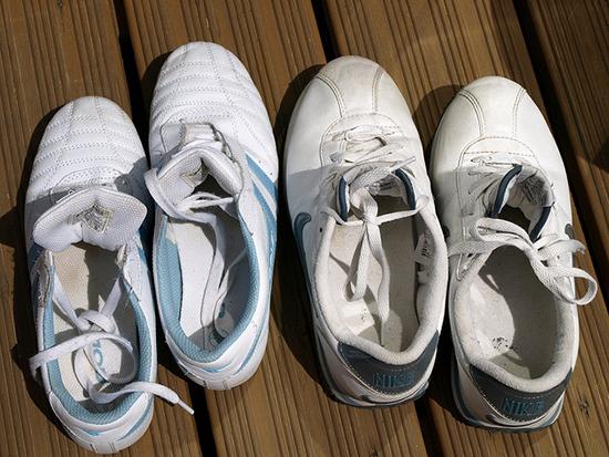 кроссовки неприятно пахнут