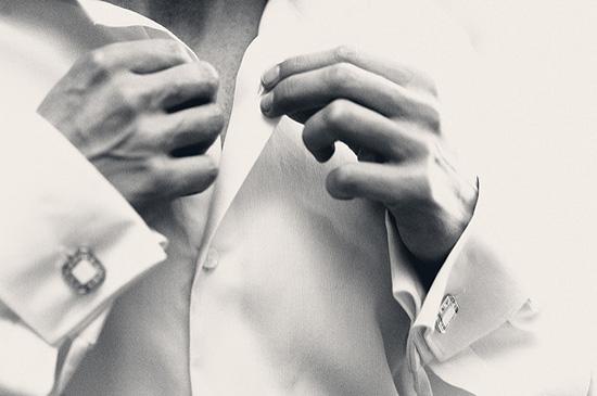 накрахмаленная рубашка