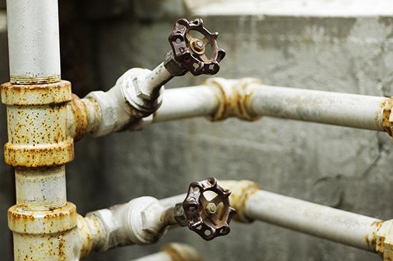 водопроводная труба