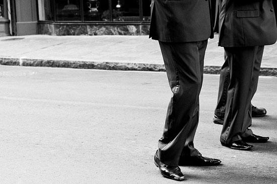 черные брюки от костюма