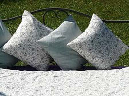 перьевые подушки после стирки