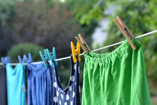 сушка одежды