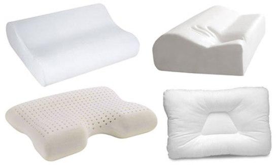 выбираем лучшую подушку для сна