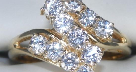 Чем почистить золотое кольцо с фианитом в домашних условиях 86
