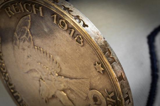 как почистить серебряную монету