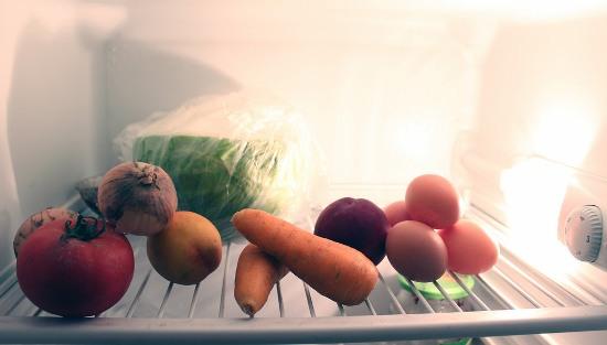 хранение овощей и фруктов в холодильнике