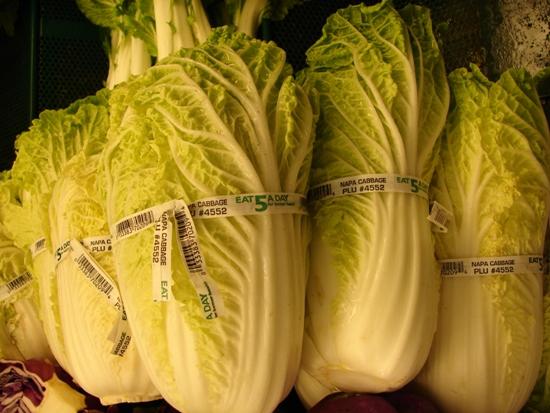 как сохранить пекинскую капусту