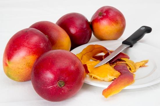 хранение манго