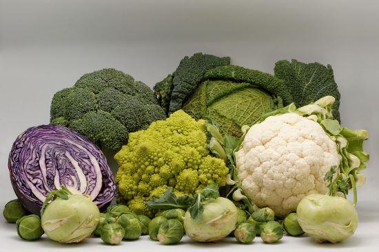 пирамида из овощей