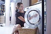 убираем запах из стиральной машины