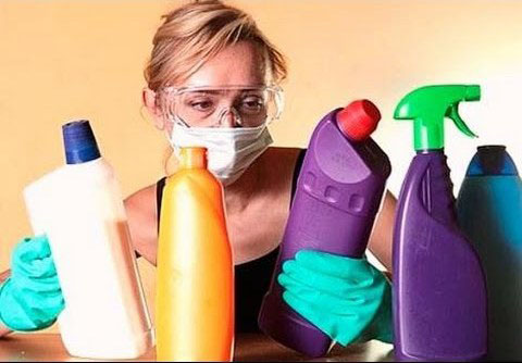 убираем запах с помощью покупных средств