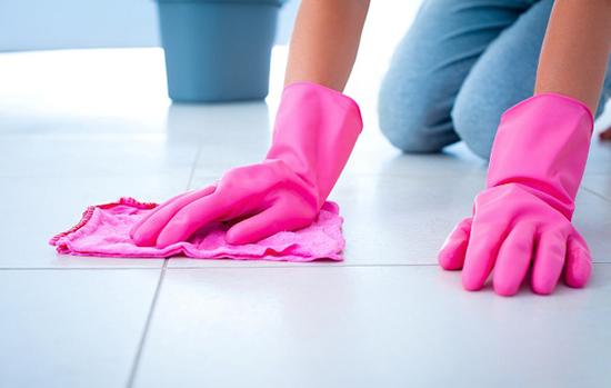 чистим дом