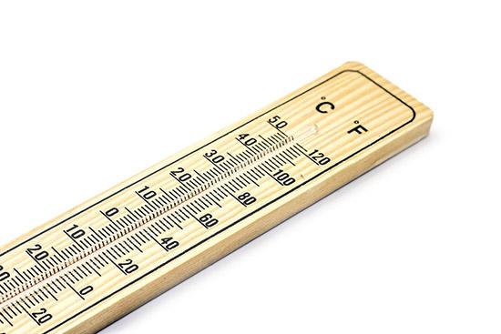 измеряем температуру в квартире