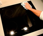как чистить стеклокерамическую плиту