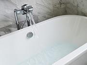 отбеливаем ванну