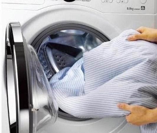 стираем мембрану в стиральной машине
