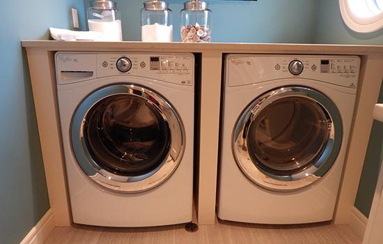 установка стиралной машины