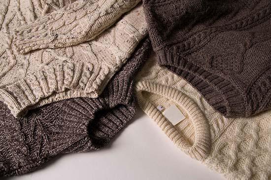 шерстяные свитеры
