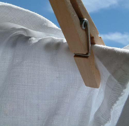 сушим постельное белье