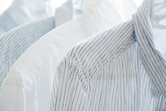 отбеленная рубашка