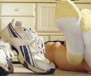 воняет обувь и ноги