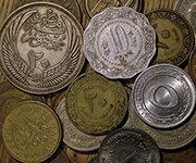 чернота на медных монетах