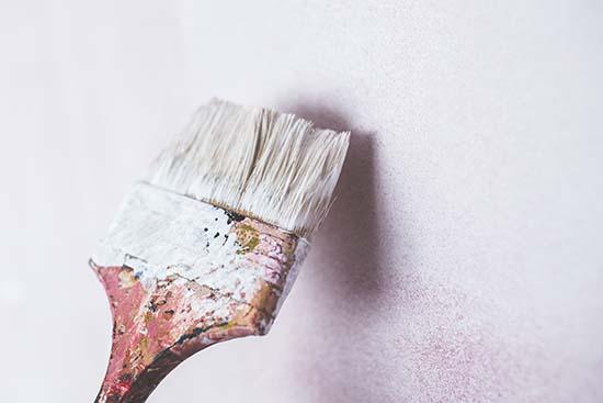 запах краски в помещении