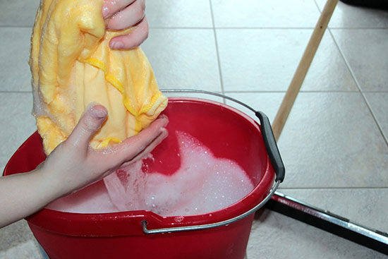 чем отмыть зеленку