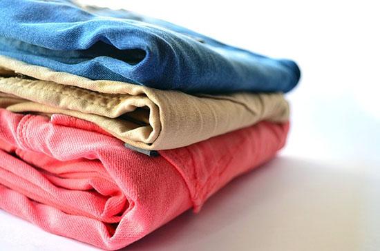 джинсы разных цветов