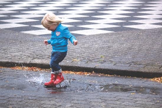 как быстро высушить детскую обувь