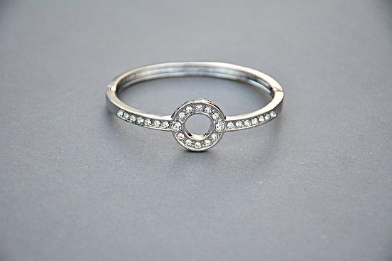 очищенное серебряное кольцо