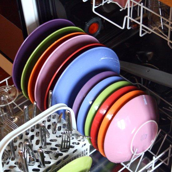 посудомойка плохо отмывает посуду