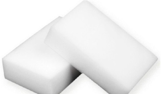 маламиновая губка отличное средство по борьбе с гарью