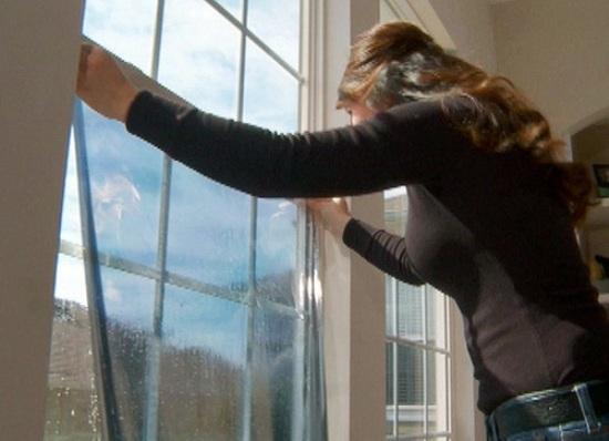 пленка для утепления деревянных окон