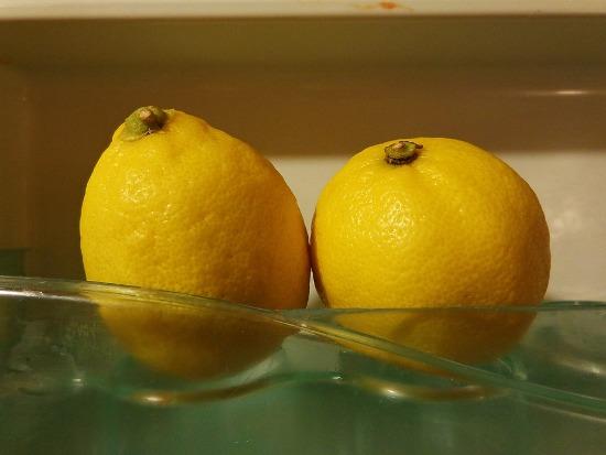 хранение лимонов в холодильнике