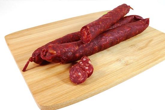 как хранить копченую колбасу в холодильнике